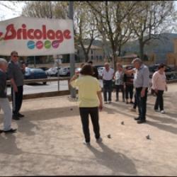 6 avril 2016 - Mini concours de boules