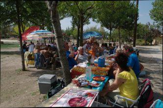 29 Aout 2016 - Pique-nique au lac de Peyrolles