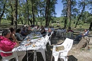 1 Septembre 2014 Pique-nique à Vinon