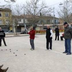 2 Avril 2014 Mini concours de boules