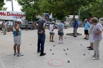 5 Aout Concours de boules