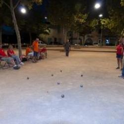 Concours de boules nocturne - 17 aout 2018
