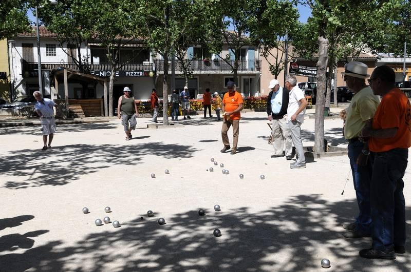 Concours de boules juin 2017