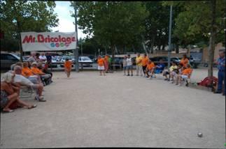 7 septembre 2016 - concours de boules