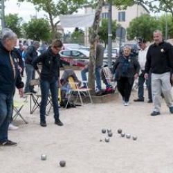 Mini concours de boules - 2 mai 2018