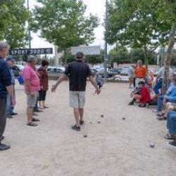 Mini concours de boules - 6 juin 2018